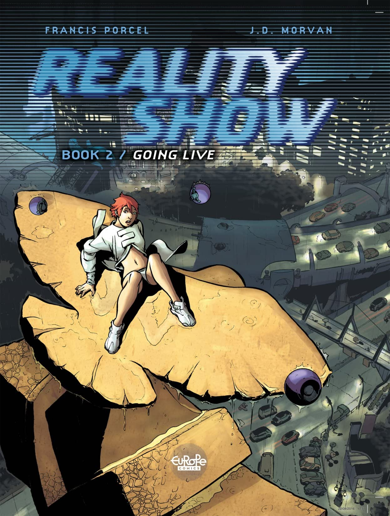 Reality Show Vol. 2: Going Live