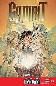 Gambit (2012-2013) #14
