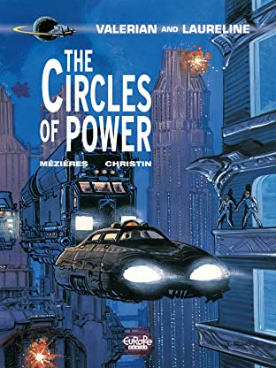 Valerian Vol. 15: The Circles of Power