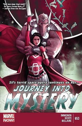 Journey Into Mystery (2011-2013) #653