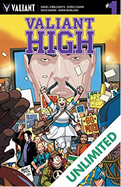 Valiant High #1 (of 4)