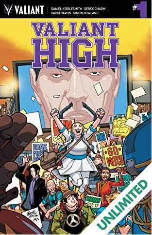 Valiant High #1 (of 4)