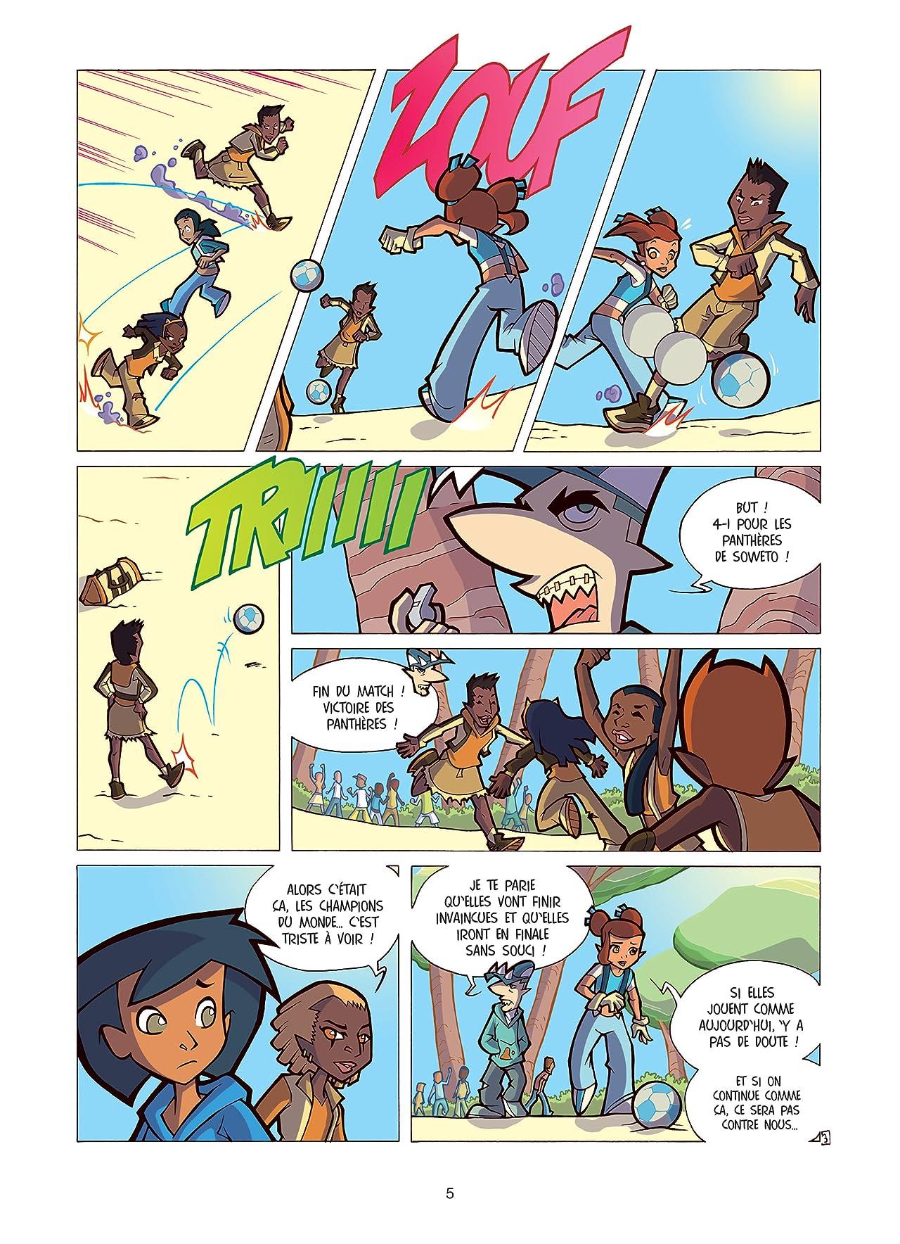 Foot 2 Rue Vol. 17: L'esprit d'équipe