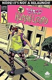Pitiful Human-Lizard #10