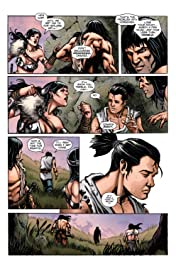 Conan the Slayer #4