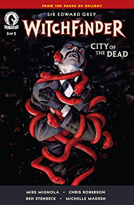 Witchfinder: City of the Dead #3