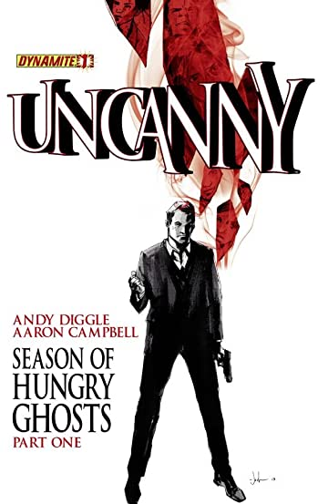 Uncanny #1: Digital Exclusive Edition