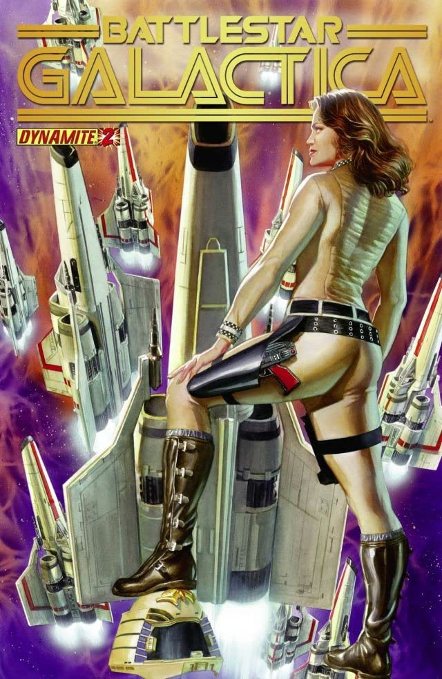 Classic Battlestar Galactica Vol. 2 #2: Digital Exclusive Edition