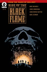 Rise of the Black Flame #3