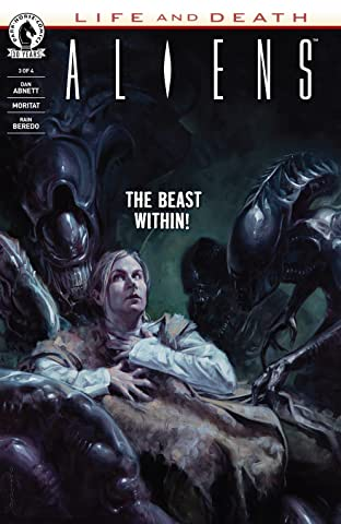 Aliens: Life and Death #3