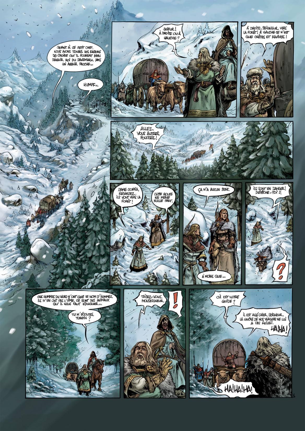 Durandal Tome 2: La marche de Bretagne partie II