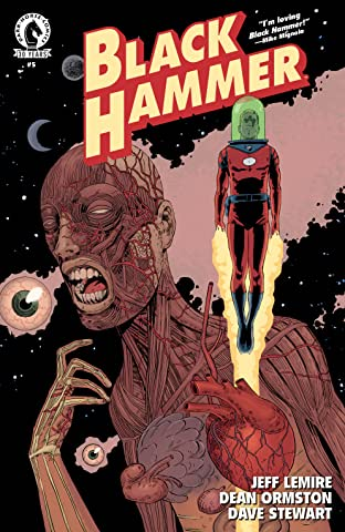 Black Hammer No.5