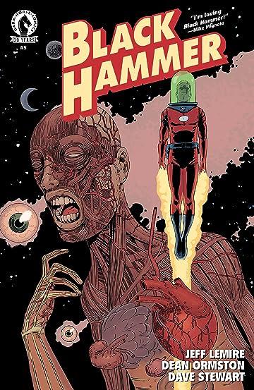 Black Hammer No.5