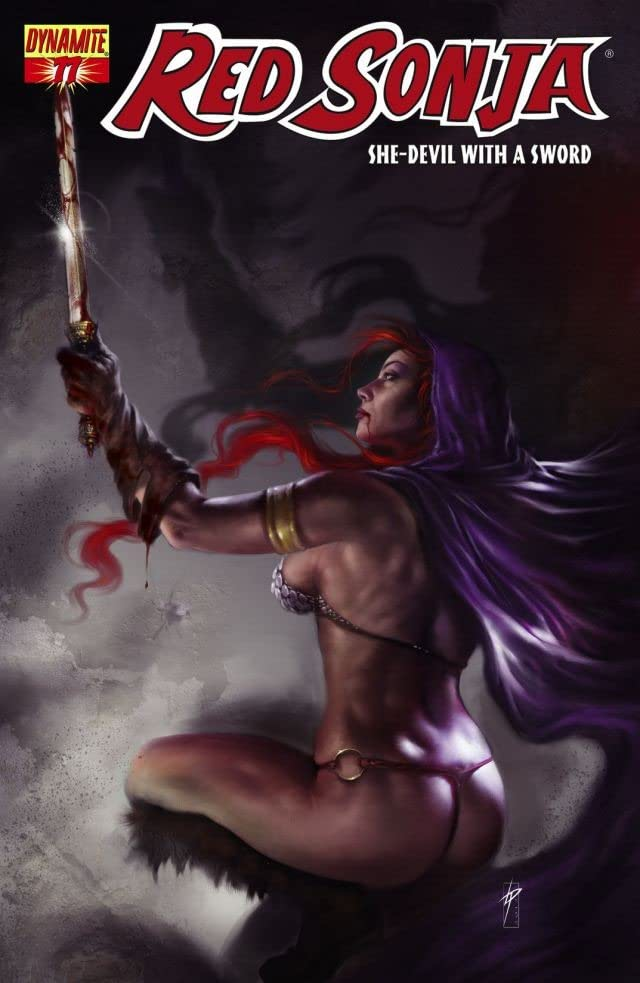 Red Sonja: She-Devil With A Sword #77