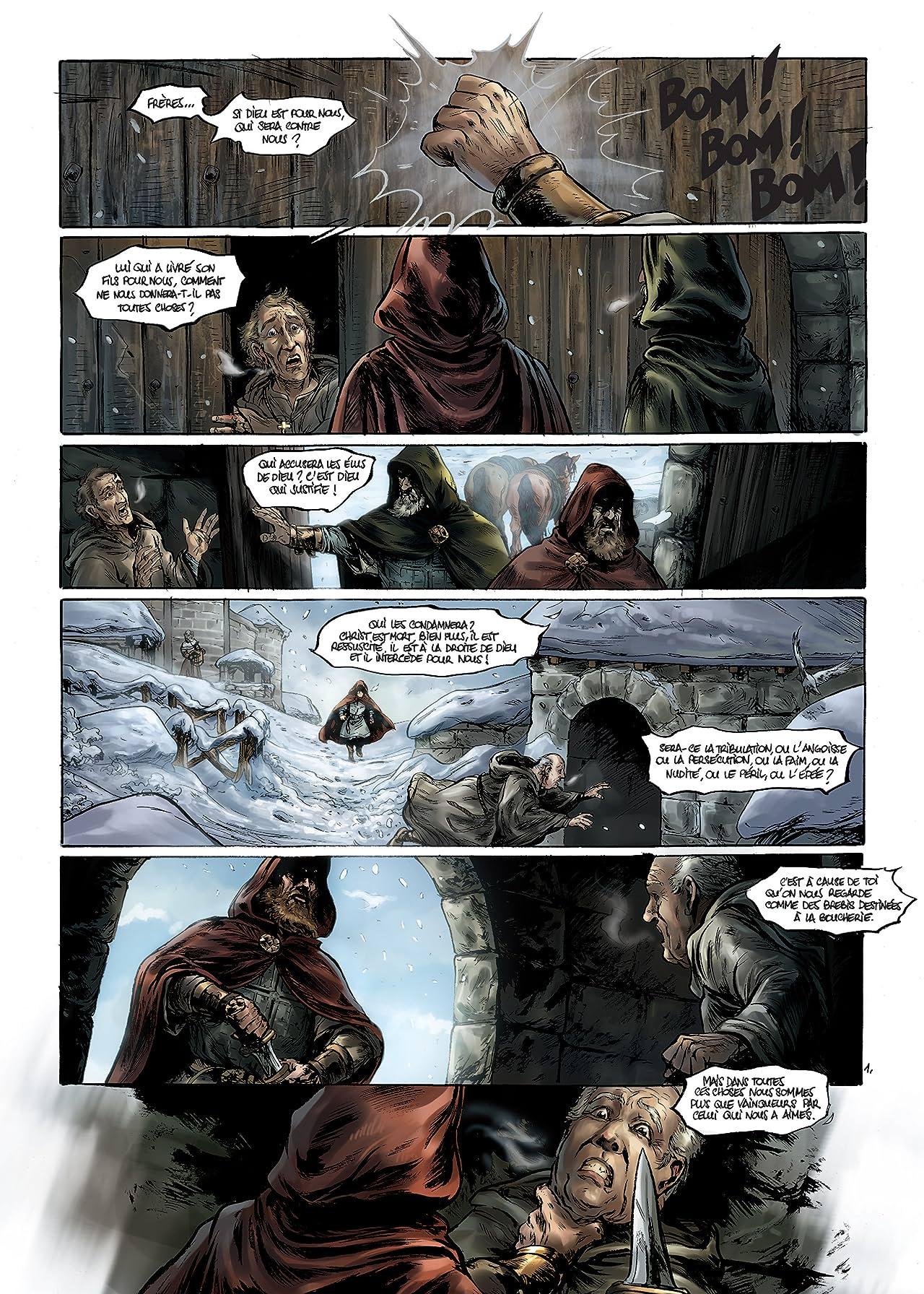 Durandal Vol. 3: La marche de Bretagne partie III