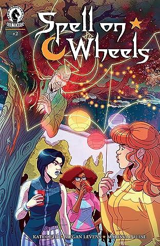 Spell on Wheels #2
