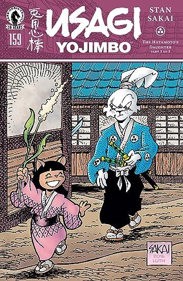 Usagi Yojimbo #159
