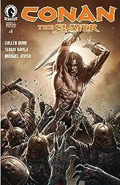 Conan the Slayer #5