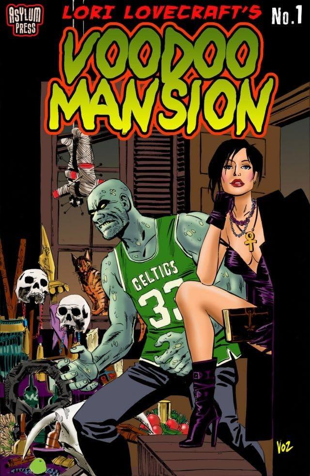Lori Lovecraft's Voodoo Mansion #1