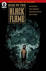 Rise of the Black Flame #4