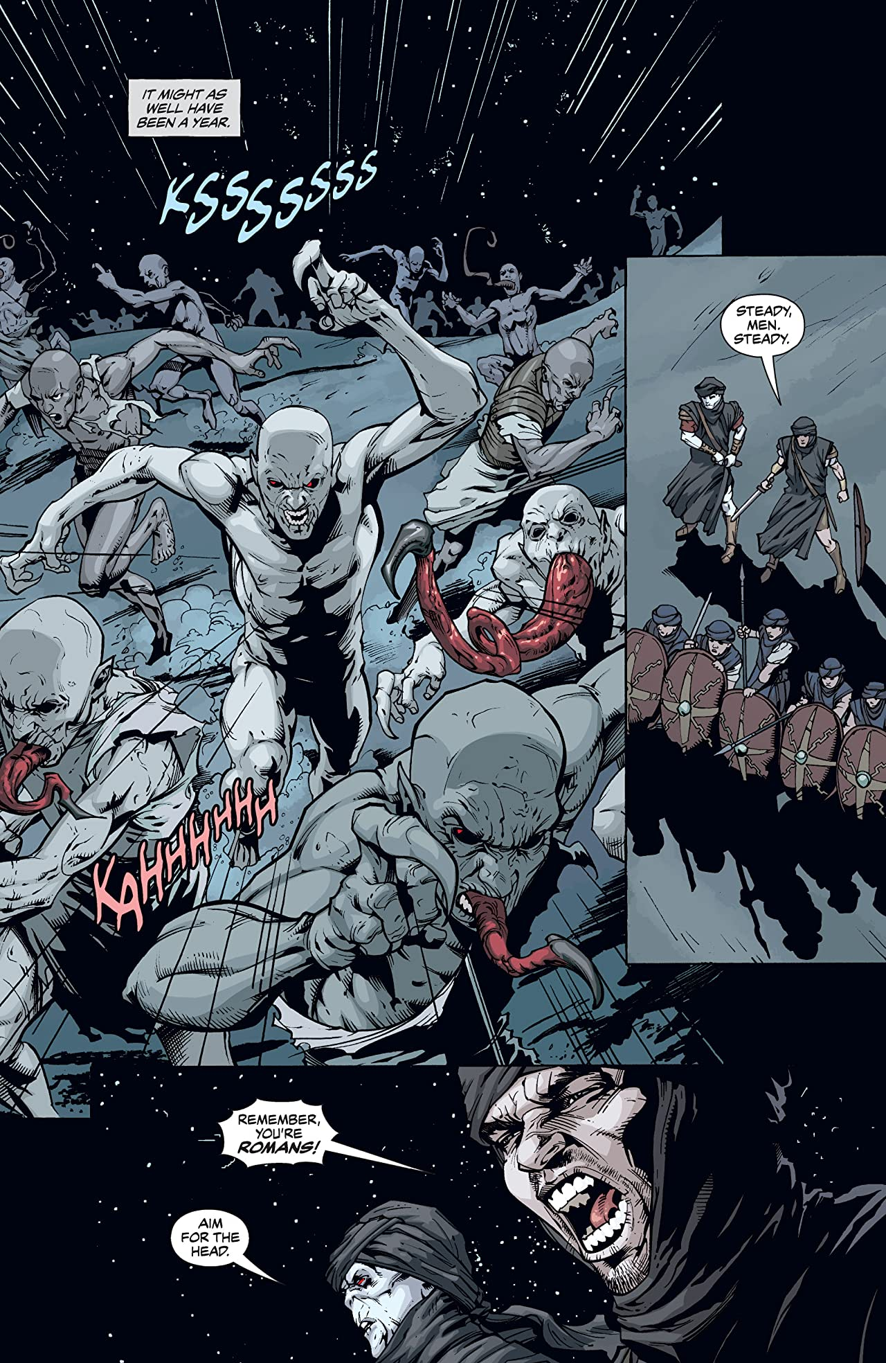 The Strain: Mr Quinlan--Vampire Hunter #4