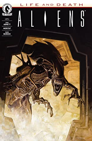 Aliens: Life and Death #4