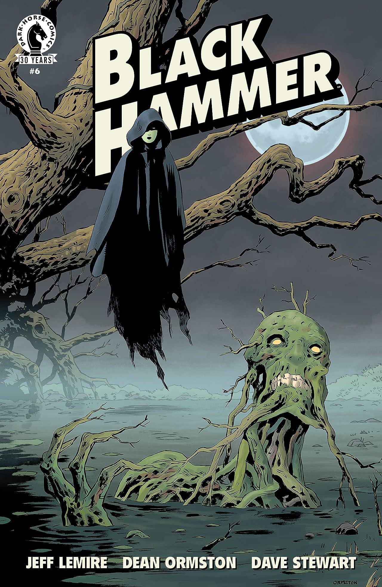Black Hammer No.6