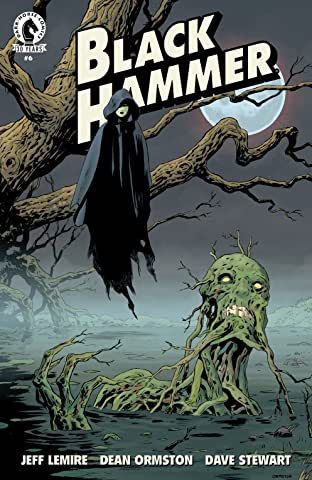 Black Hammer No.6