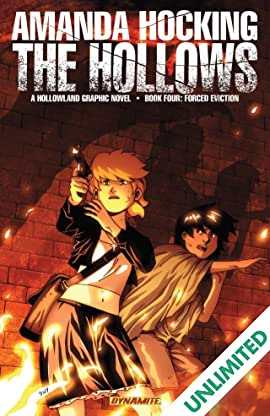 Amanda Hocking's The Hollows: A Hollowland Graphic Novel Part 4 (of 10)