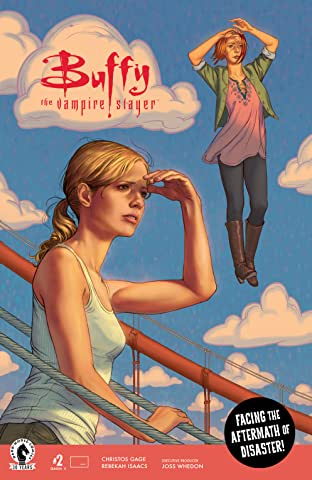Buffy the Vampire Slayer: Season 11 #2