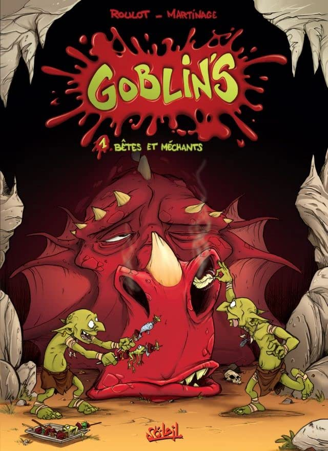 Goblin's Tome 1: Bêtes et méchants