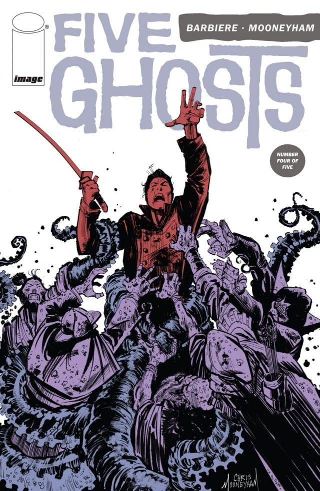 Five Ghosts #4