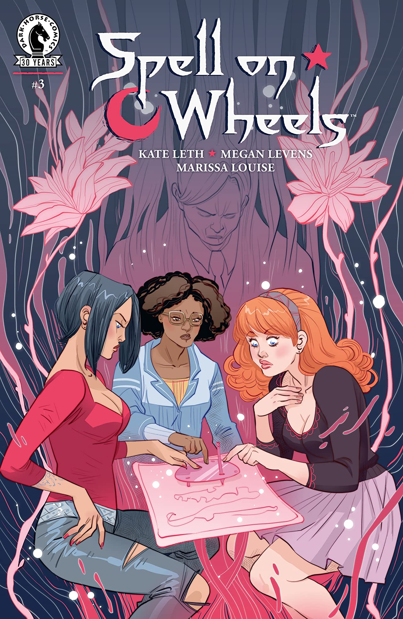Spell on Wheels #3