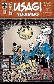Usagi Yojimbo #160