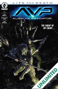 Alien vs. Predator: Life and Death #1