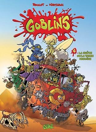 Goblin's Vol. 4: La quête de la terre promise