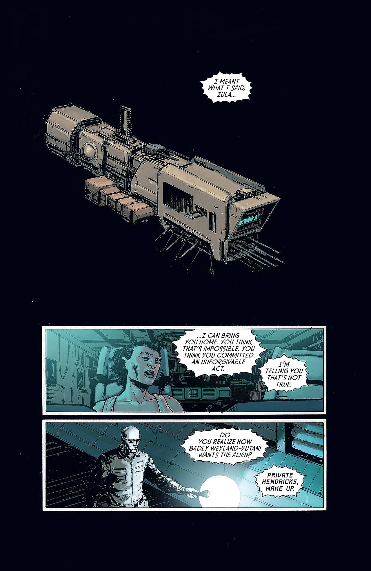 Aliens: Defiance #8