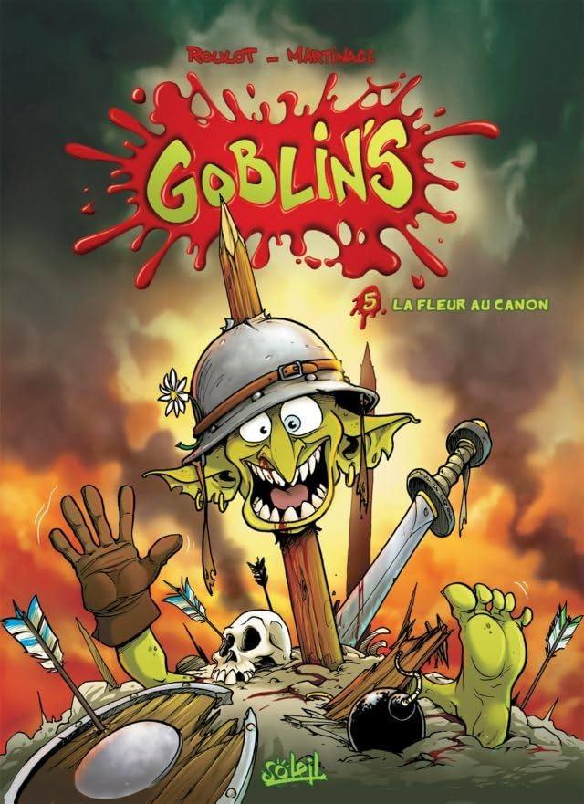 Goblin's Vol. 5: La fleur au canon
