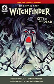 Witchfinder: City of the Dead No.5