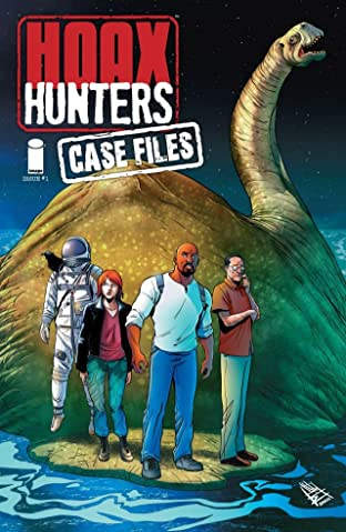 Hoax Hunters Case Files #1