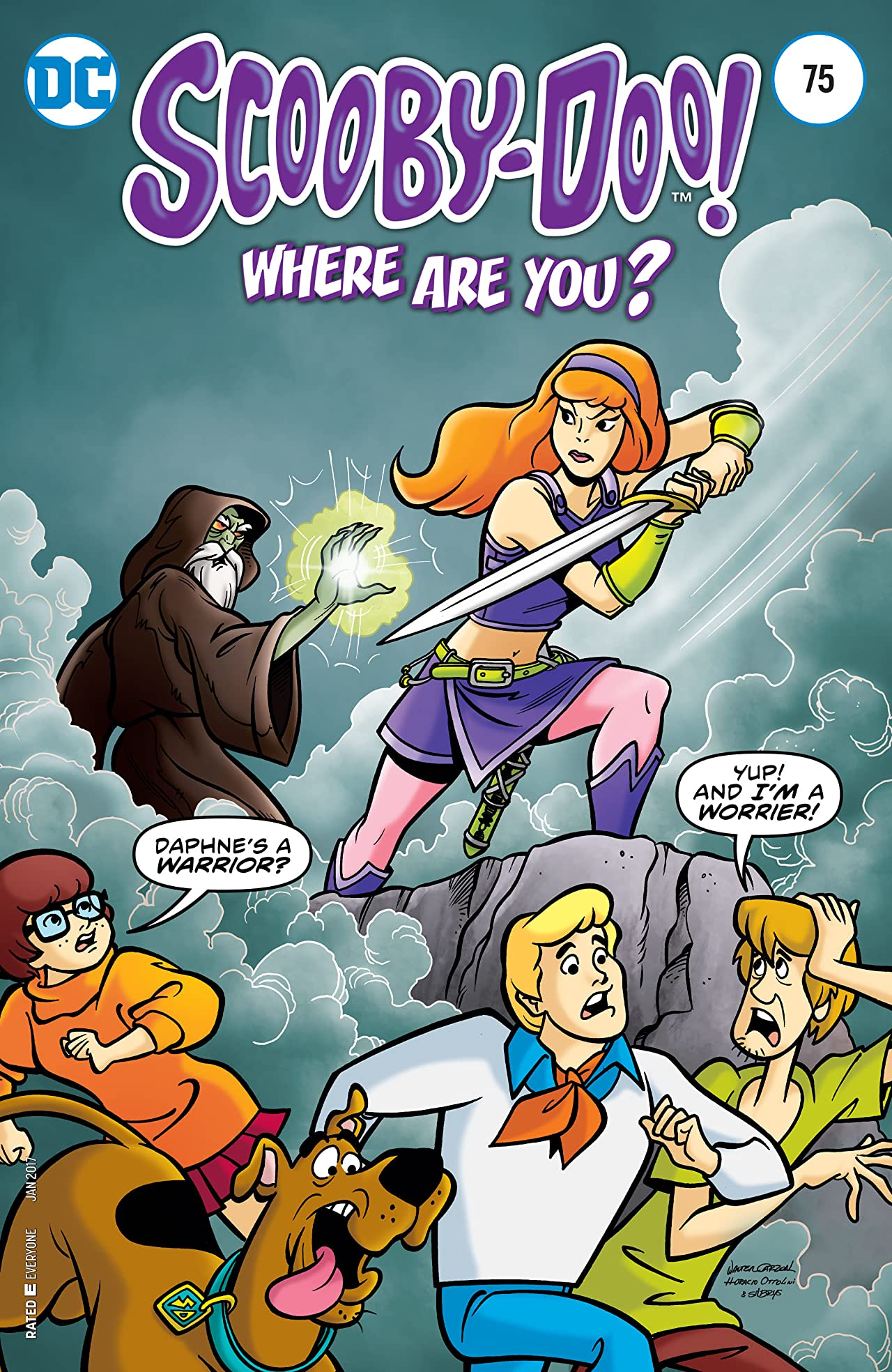Scooby-Doo, Where Are You? (2010-) #75