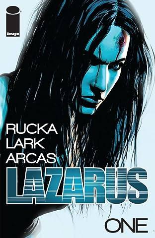 Lazarus No.1