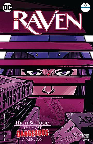 Raven (2016-2017) #3