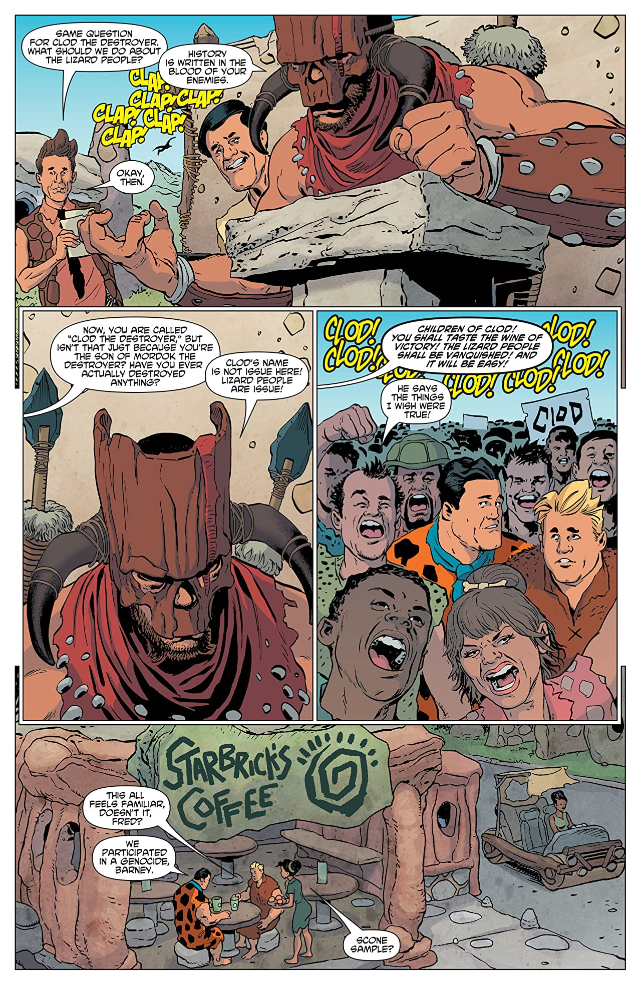 The Flintstones (2016-) #5