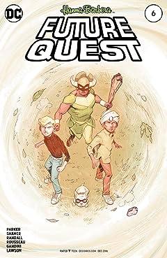 Future Quest (2016-2017) #6