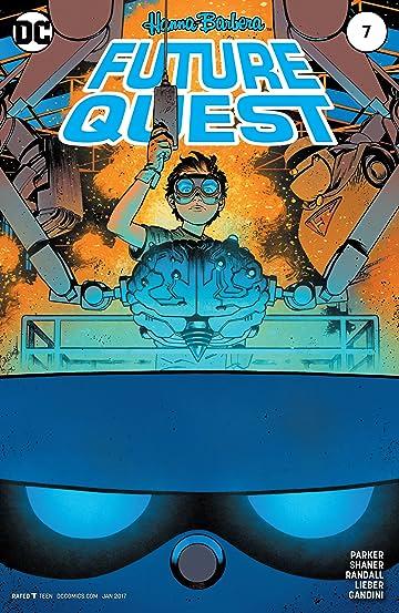 Future Quest (2016-2017) #7