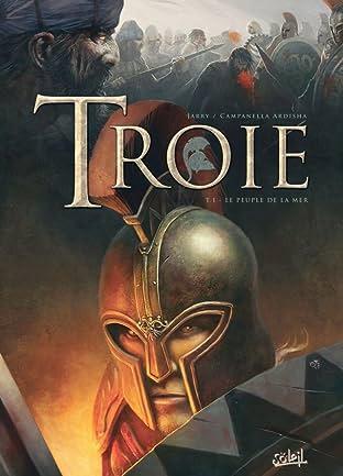 Troie Vol. 1: Le peuple de la mer