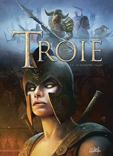 Troie Vol. 2: Le secret du Talos