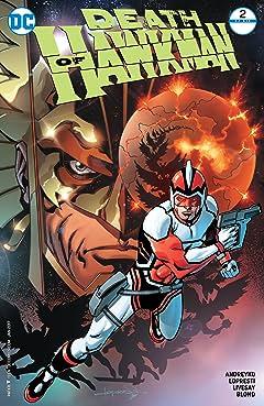 Death of Hawkman (2016-2017) #2