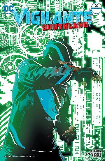 Vigilante: Southland (2016) #2